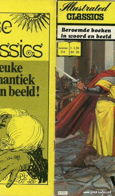 Illustrated classics : Erik Vuuroog. 3